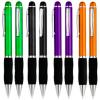 Bolígrafo Plástiuco Qasar Color